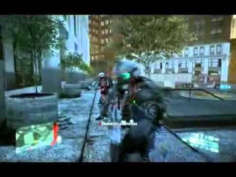 Видео обзор игры — Crysis 2 отзывы и рейтинг, дата выхода, платформы, системные требования и другая