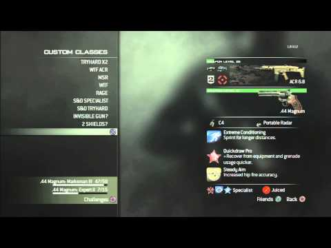 MW3 Modded Classes Tutorial NOT PATCHED 2017 (1.24)