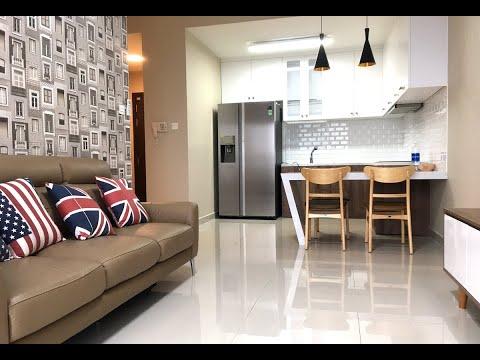 Căn hộ The Sun Avenue Quận 2 cho thuê - 2PN nội thất cao cấp