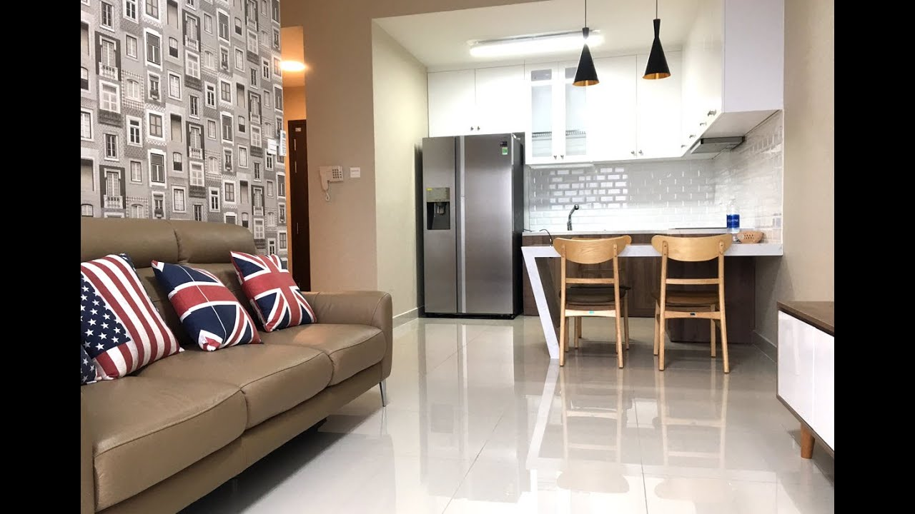 Căn hộ The Sun Avenue Quận 2 cho thuê – 2PN nội thất cao cấp