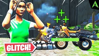How to load Life * VEHICLES * now in Fortnite.. (* GLITCH *)