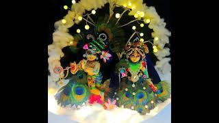jabse saware ne pakda mera hath #balle balle #Hare Krishna #Radhakrishn #vrindavan