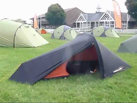 & Vango / Force 10 Expedition Tents 2 - YouTube