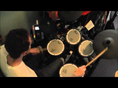 Smashing Pumpkins - Bullet With Butterfly Wings (Drum Cover by Sam Brawn - Roland TD9K2 V-Drums)