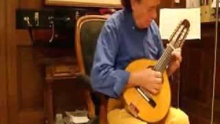 El Marabino.Bandurria y guitarra