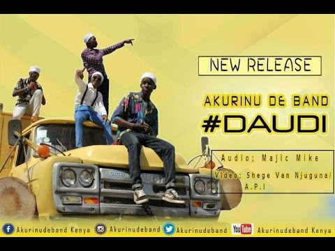 AKURINU DE BAND - DAUDI OFFICIAL MUSIC VIDEO