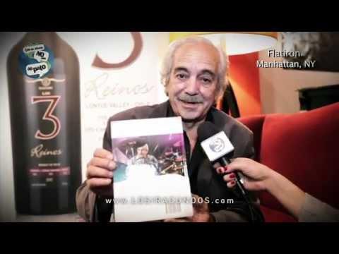 Los Iracundos - Presentacion del Nuevo Libro - Juano Velazquez - Manhattan