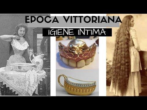 PAZZA EPOCA VITTORIANA 1 - IGIENE INTIMA --- MAD VICTORIAN AGE 1, PERSONAL CARE (SUB ENGLISH)