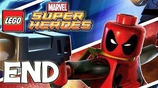 LEGO Marvel Superheroes - LEGO BRICK ADVENTURES - Part 45- Finale! (HD Gameplay Walkthrough)
