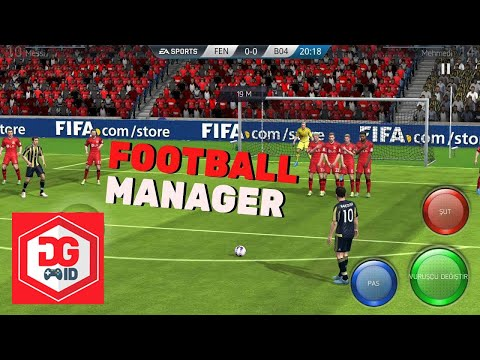 5 Game Android Sepak Bola Manager Terbaik 2019