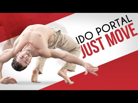 IDO PORTAL - JUST MOVE | New Documentary Film - London Real