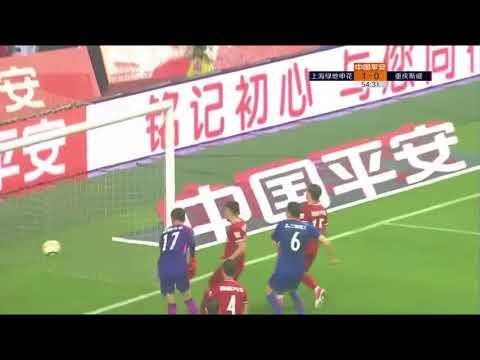 2018 CHA CSL   Round 10   Shanghai Shenhua vs Chongqing DangDai
