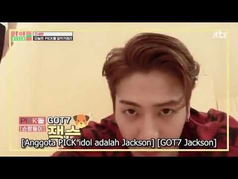 IDOL ROOM EP20 - GOT7 FULL SUB INDO