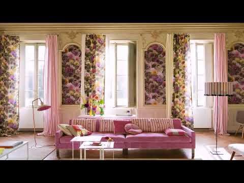 Interior Design Ideas Living Room Curtains
