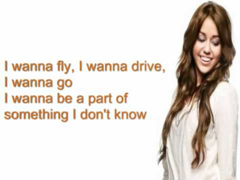 Miley Cyrus Can't Be Tamed Lyrics HQ