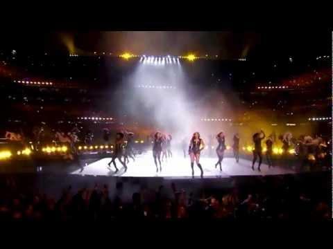 Beyoncé Super Bowl 2013 Halftime Show Full HD