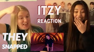 ITZY '달라달라(DALLA DALLA)' MV REACTION