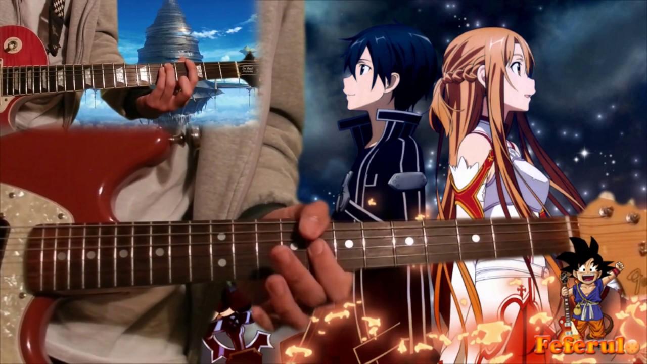 Yume Sekai Sword Art Onlinetabsby Fefe Youtube
