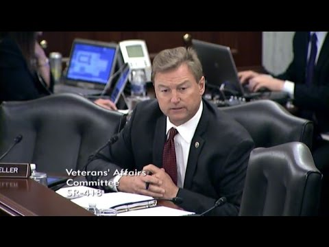 "Heller to VA Secretary: ""Wait Times for Vets Is a Substantive Issue."""