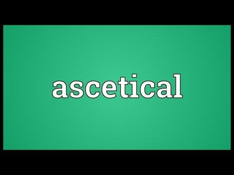 Header of ascetical
