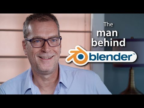"""Money doesn't interest me"" - Creator of Blender talks about its future"