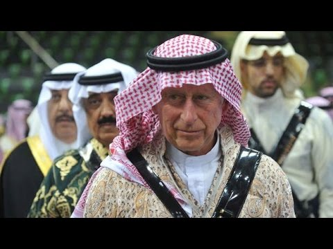 Why is Prince Charles Touring the Middle East?