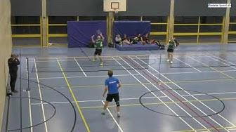 Badminton Bezirksliga: VT Rinteln gegen SSV Langenhagen II 5:3