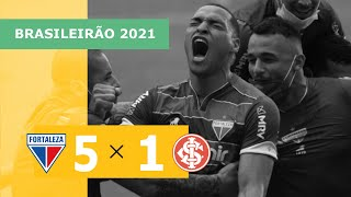 Форталеза  5-1  Интер Порту-Алегри видео