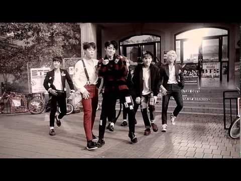 BTS - War Of Hormone [ Speed Version  ] [MV]