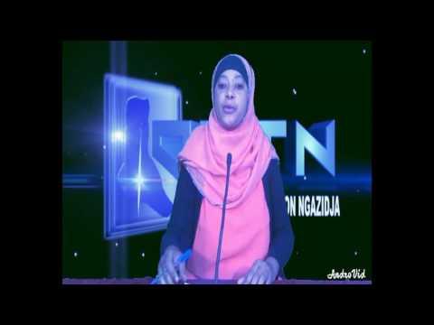 # présentation  . Radio Ngazidja na Mr.youssouf