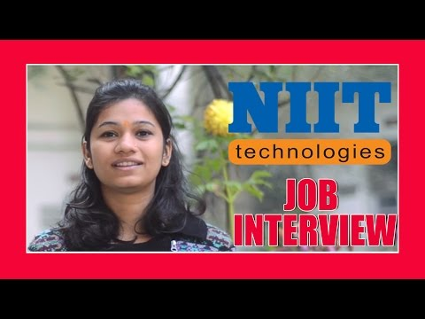 Job interview | NIIT tech | Placement Boat