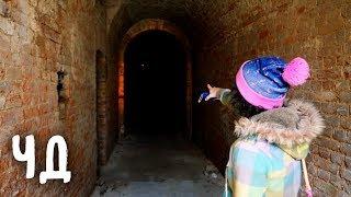 Кто плачет в подвале заброшенной усадьбы