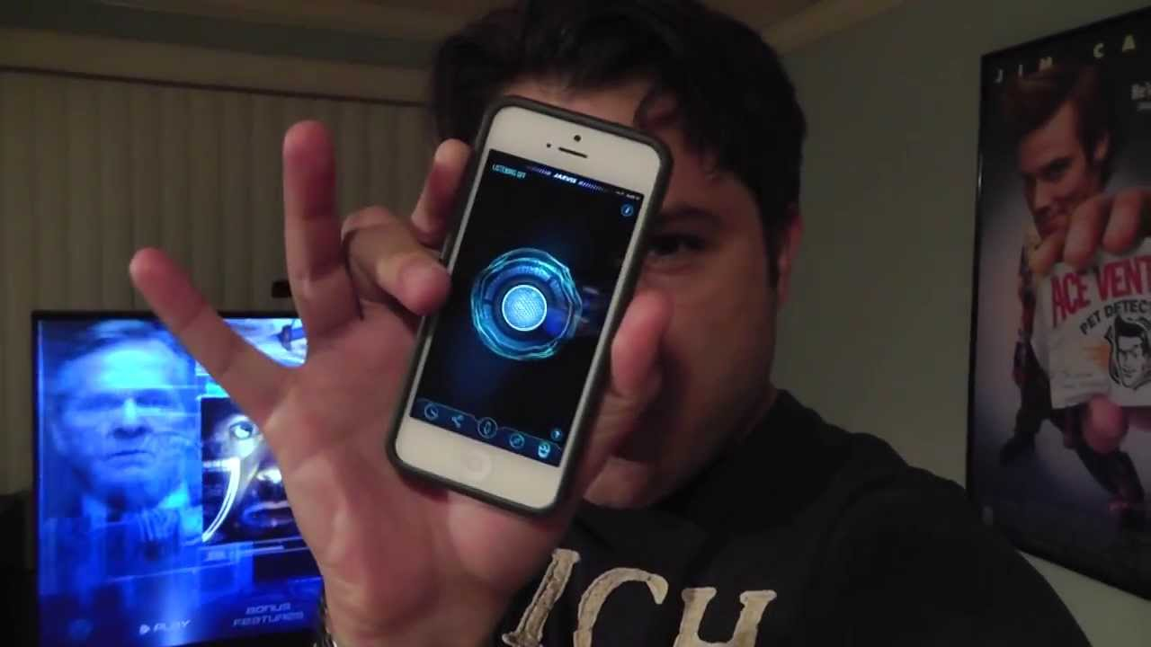 Marvel's Iron Man 3 Jarvis Second Screen App Now With BLU-RAY!