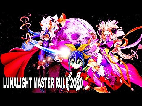 【YGOPRO】Lunalight Deck Master Rule 2020 Pure Yugioh
