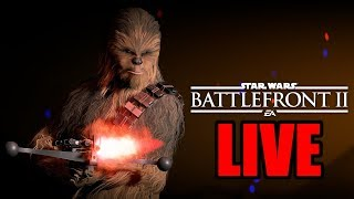 EA PLAY NEWS TODAY! CLONE WARS NEWS? | STAR WARS BATTLEFRONT 2 LIVE | ROAD TO 2K SUBS!