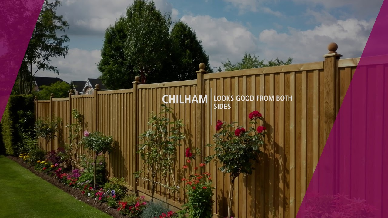 Jacksons Fencing | Solid Fence Panels Range