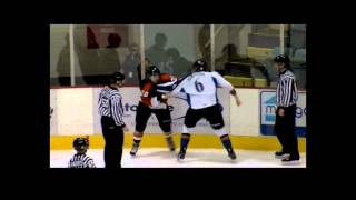 Mike Simpson vs Jacob Doty Nov 4, 2012