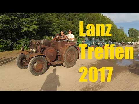 Lanz Bulldog & Schleppertreffen 2017 Leipzig Rundgang
