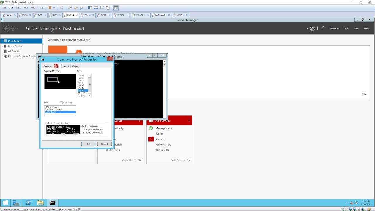 Configure A Nat Server Running Windows 2017 R2