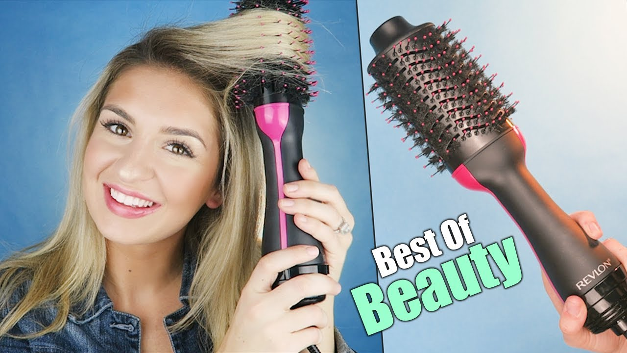 TESTING the Revlon One Step Volumizer Hair Dryer   DEMO & REVIEW Best Of  Beauty