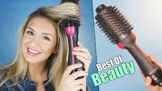 TESTING the Revlon One-Step Volumizer Hair Dryer  | DEMO & REVIEW Best Of Beauty!