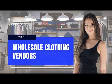 Wholesale Clothing - Great List Of Wholesale Clothing Distributors ...