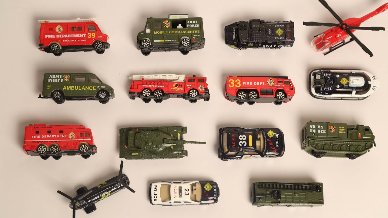 Special Street Vehicles