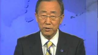 United Nations Day 2010: Secretary-General message