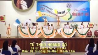 múa TỪ THUỞ HOANG SƠ - Ca sĩ THANH SỬ _ GIA ÂN