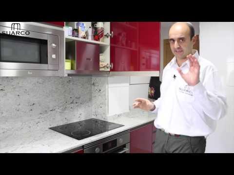 Adelanto 2016 colecci n cocinas kuchen house by kuchenhouse - Cocinas color burdeos ...