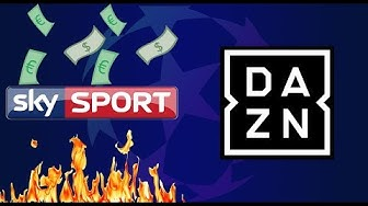 DAZN zerstört Sky?! | MEHR Champions League für weniger Geld! | Donius