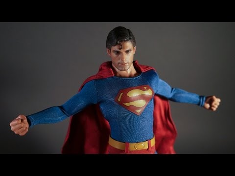 Hot Toys Christopher Reeve Evil Superman III MMS 207 Toy Review 12 Figure Version 1/6 3