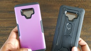 Samsung Galaxy Note 9 Youmaker Case Review...