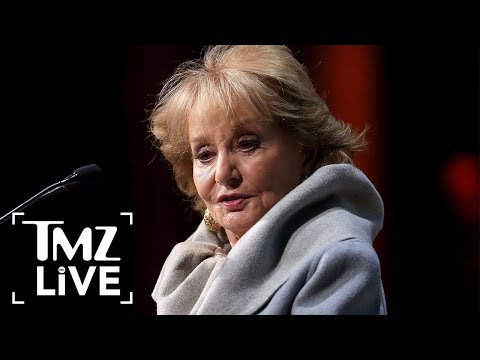 Barbara Walters: Isolated and Forgetful | TMZ Live